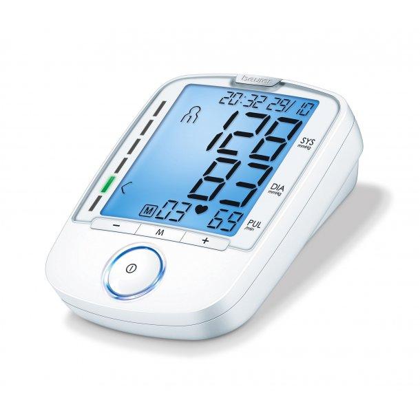 Beurer BM47 fuldautomatisk blodtryksmåler til overarm